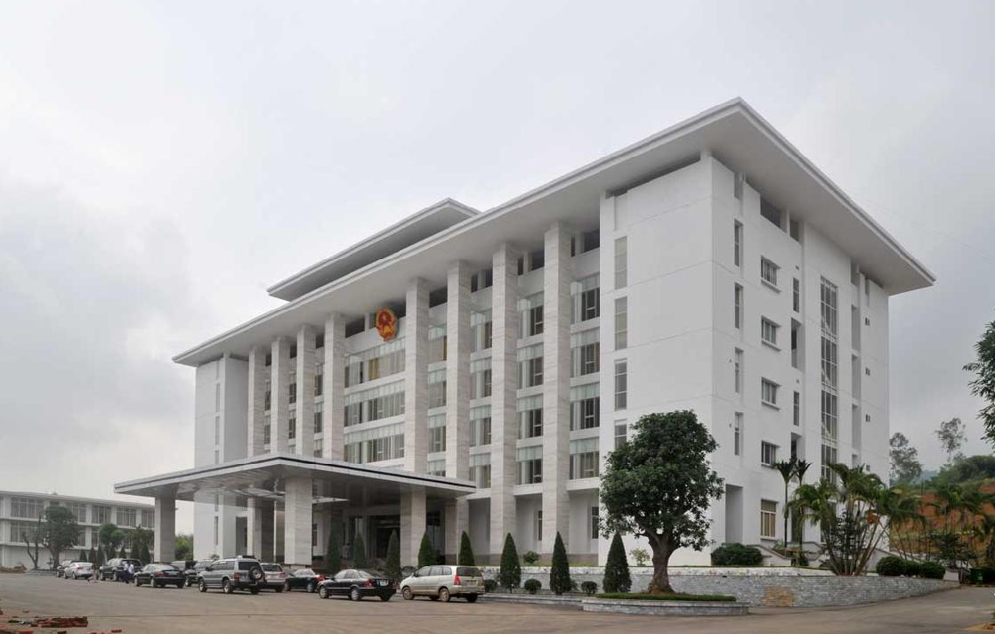 Tỉnh Ủy Hà Giang